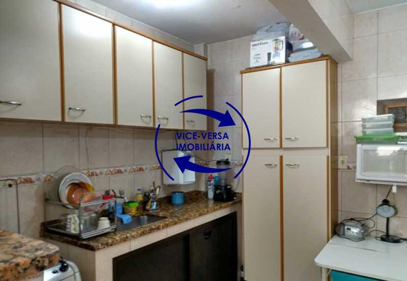 cozinha - Apartamento 2 quartos À venda na Tijuca - colado À Praça Saens Pena, comércio, bancos e metrô! Box blindex, quarto de empregada revertido! - 1299 - 19