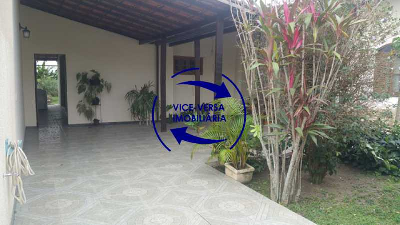 varanda-coberta - Casa À Venda - Itaipu - Niterói - RJ - 1301 - 4