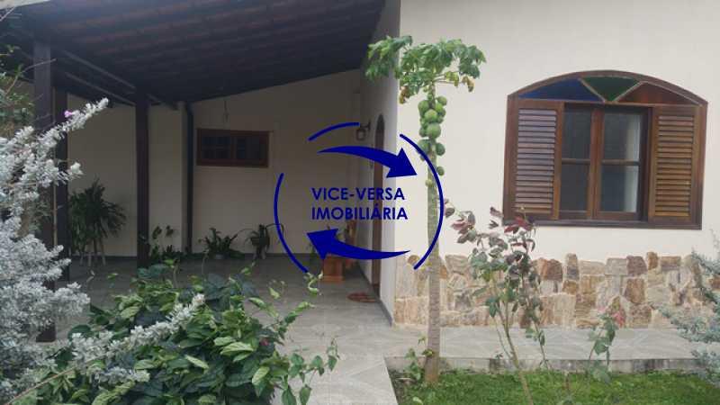 varanda-coberta - Casa À Venda - Itaipu - Niterói - RJ - 1301 - 5