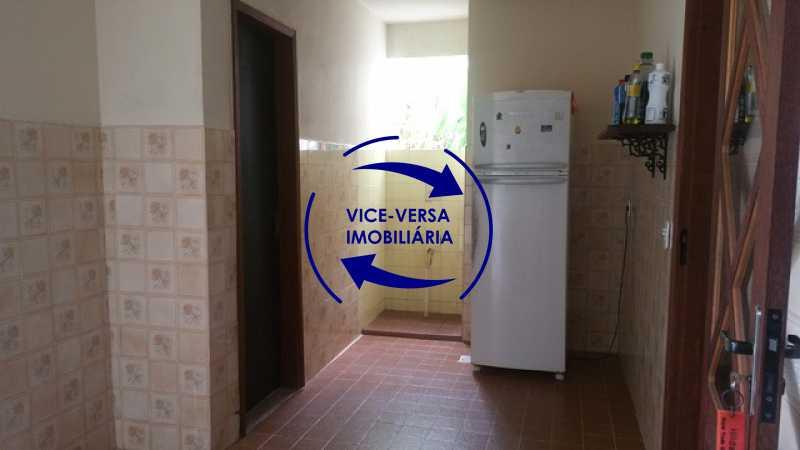 fundos-lavanderia - Casa À Venda - Itaipu - Niterói - RJ - 1301 - 20