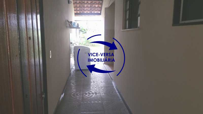 lateral-da-casa - Casa À Venda - Itaipu - Niterói - RJ - 1301 - 21