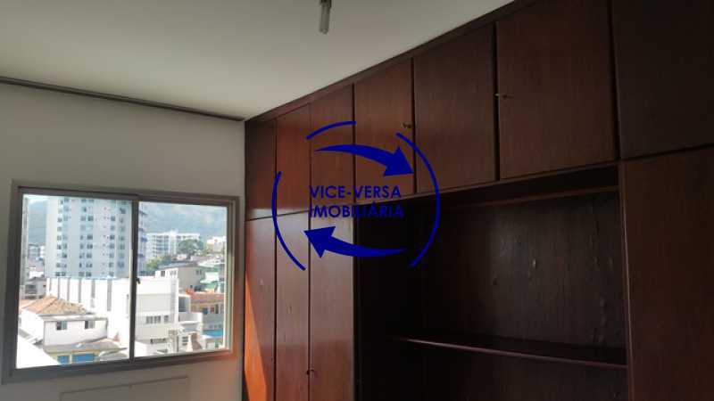 primeiro-quarto - Apartamento 2 quartos À venda perto do Norteshopping - Rua Conselheiro Agostinho, sala 2 ambientes, armários, box blindex, vaga na escritura, condomínio com infraestrutura! - 1310 - 11