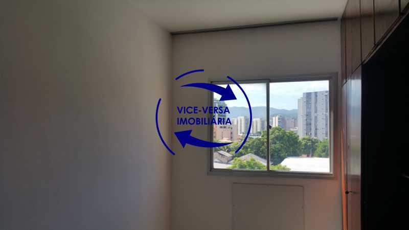 primeiro-quarto - Apartamento 2 quartos À venda perto do Norteshopping - Rua Conselheiro Agostinho, sala 2 ambientes, armários, box blindex, vaga na escritura, condomínio com infraestrutura! - 1310 - 12