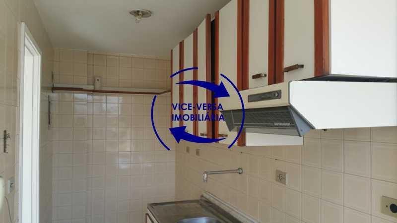 cozinha - Apartamento 2 quartos À venda perto do Norteshopping - Rua Conselheiro Agostinho, sala 2 ambientes, armários, box blindex, vaga na escritura, condomínio com infraestrutura! - 1310 - 18
