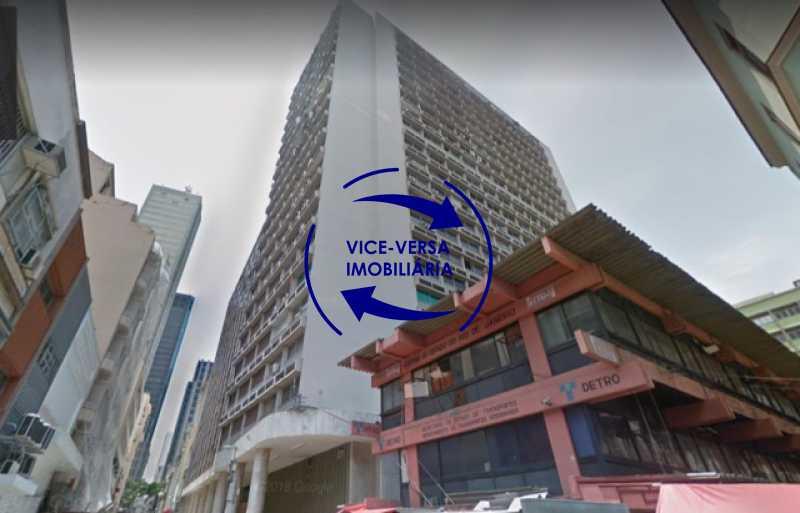 fachada - Vaga de garagem À venda - Praça Olavo Bilac com Rua Buenos Aires! - 1303 - 1