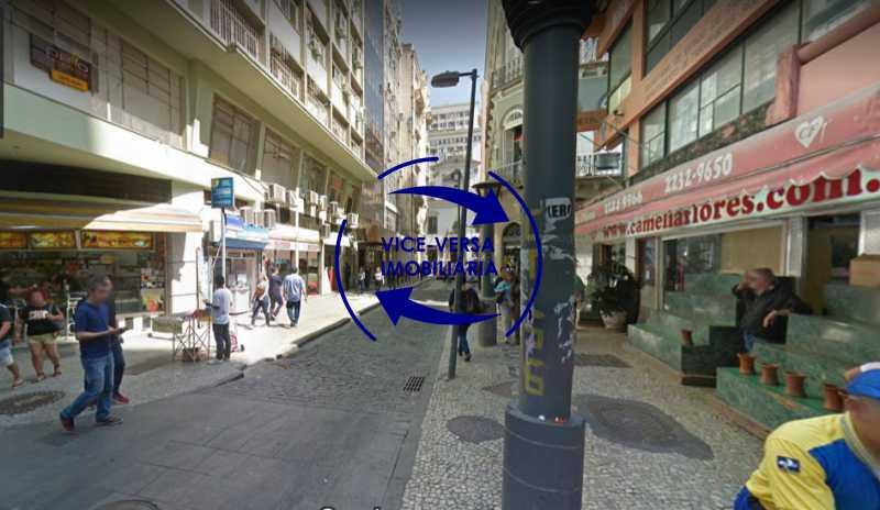 proximidades - Vaga de garagem À venda - Praça Olavo Bilac com Rua Buenos Aires! - 1303 - 3