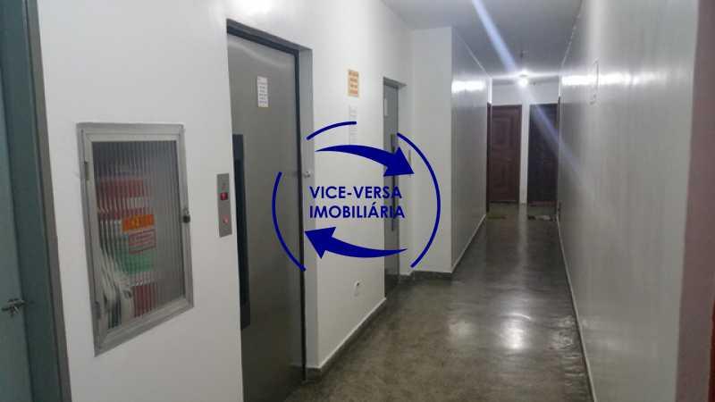hall-do-andar - Apartamento 2 quartos À venda no Condomínio PREV, em Engenho da Rainha - próximo da Estação de metrô, com mega infraestrutura de lazer e segurança, vaga na escritura! - 1316 - 6