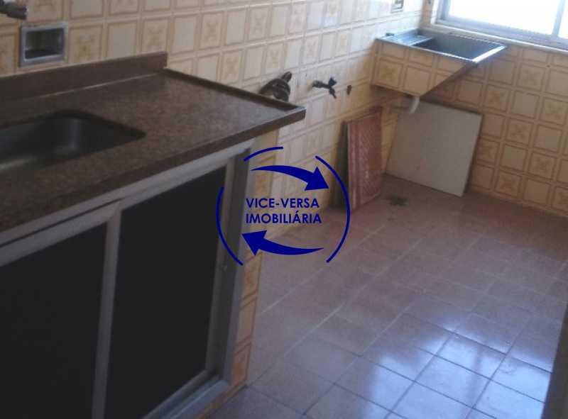 cozinha-area - Apartamento 2 quartos À venda no Condomínio PREV, em Engenho da Rainha - próximo da Estação de metrô, com mega infraestrutura de lazer e segurança, vaga na escritura! - 1316 - 16
