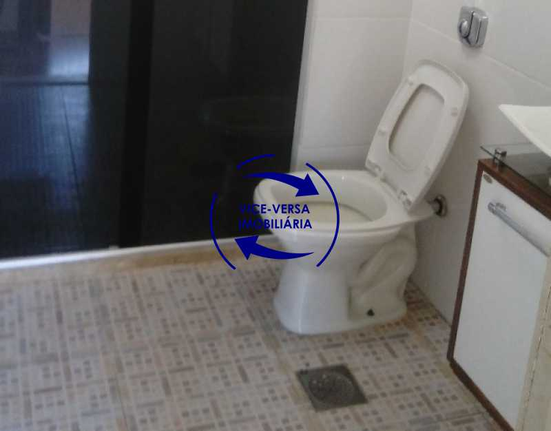 banheiro-social - Apartamento 2 quartos À venda no Condomínio PREV, em Engenho da Rainha - próximo da Estação de metrô, com mega infraestrutura de lazer e segurança, vaga na escritura! - 1316 - 14