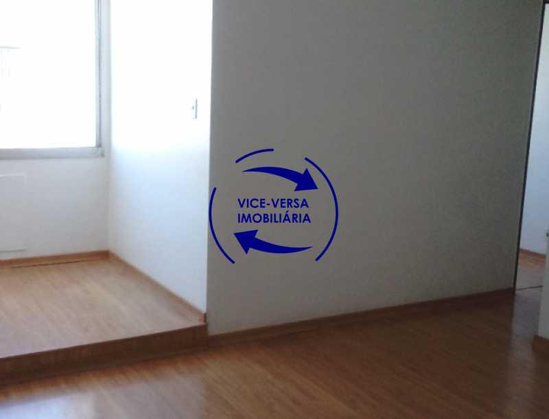 sala - Apartamento 2 quartos À venda no Condomínio PREV, em Engenho da Rainha - próximo da Estação de metrô, com mega infraestrutura de lazer e segurança, vaga na escritura! - 1316 - 8