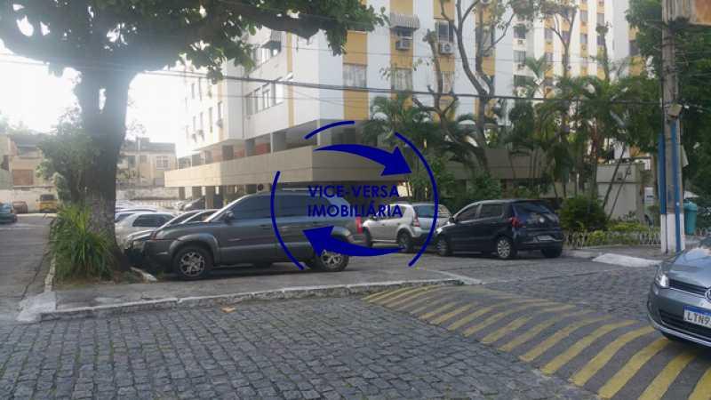 condominio-parqueamento - Apartamento 2 quartos À venda no Condomínio PREV, em Engenho da Rainha - próximo da Estação de metrô, com mega infraestrutura de lazer e segurança, vaga na escritura! - 1316 - 18