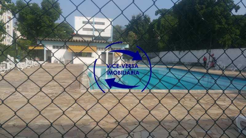 condominio-piscina-vestiarios - Apartamento 2 quartos À venda no Condomínio PREV, em Engenho da Rainha - próximo da Estação de metrô, com mega infraestrutura de lazer e segurança, vaga na escritura! - 1316 - 24