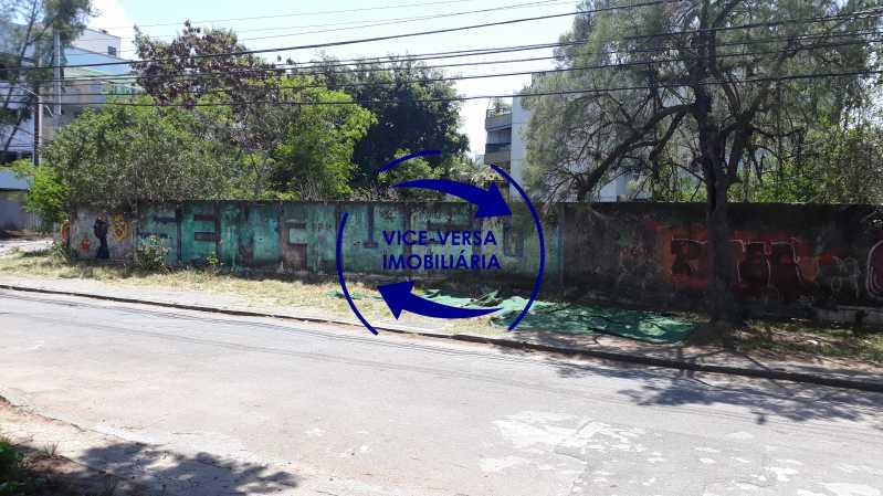 7 - Terreno para incorporação, no Recreio dos Bandeirantes, com 630m² - Rua Albano de Carvalho, quase esquina com Rua Engenheiro Ernâni Melo, próximo da Parque Chico Mendes e À Avenida das Américas! - 1319 - 8