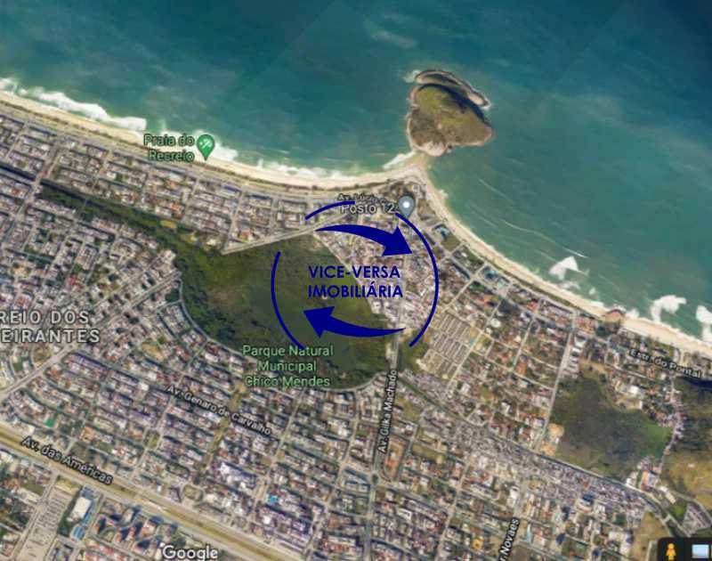 15 - Terreno À venda em Recreio dos Bandeirantes - Rua Albano de Carvalho, 2 lotes, 1.280m²! - 1320 - 16