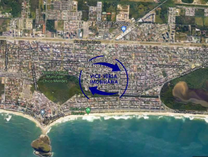 16 - Terreno À venda em Recreio dos Bandeirantes - Rua Albano de Carvalho, 2 lotes, 1.280m²! - 1320 - 17