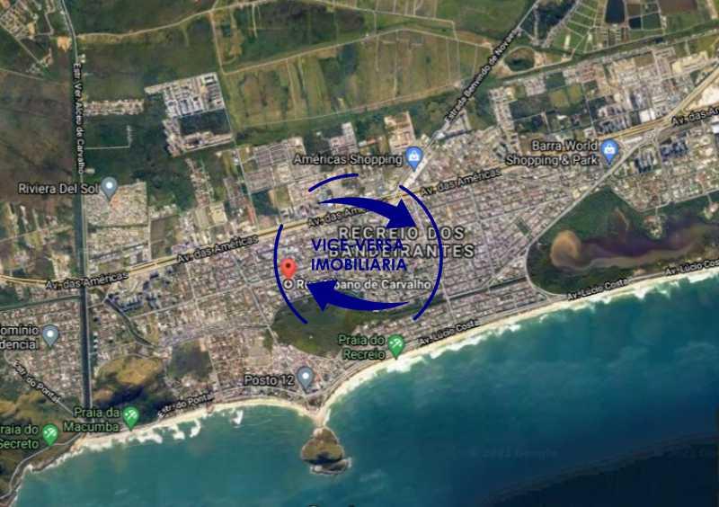 17 - Terreno À venda em Recreio dos Bandeirantes - Rua Albano de Carvalho, 2 lotes, 1.280m²! - 1320 - 18
