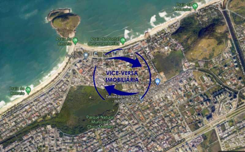 18 - Terreno À venda em Recreio dos Bandeirantes - Rua Albano de Carvalho, 2 lotes, 1.280m²! - 1320 - 19