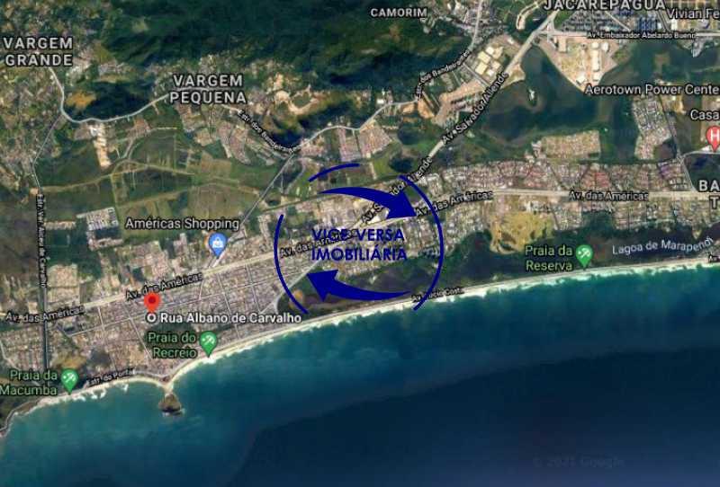 19 - Terreno À venda em Recreio dos Bandeirantes - Rua Albano de Carvalho, 2 lotes, 1.280m²! - 1320 - 20