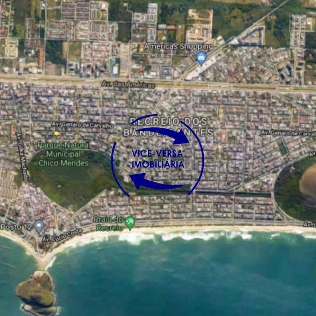 20 - Terreno À venda em Recreio dos Bandeirantes - Rua Albano de Carvalho, 2 lotes, 1.280m²! - 1320 - 21