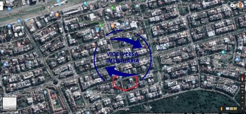 22 - Terreno À venda em Recreio dos Bandeirantes - Rua Albano de Carvalho, 2 lotes, 1.280m²! - 1320 - 23
