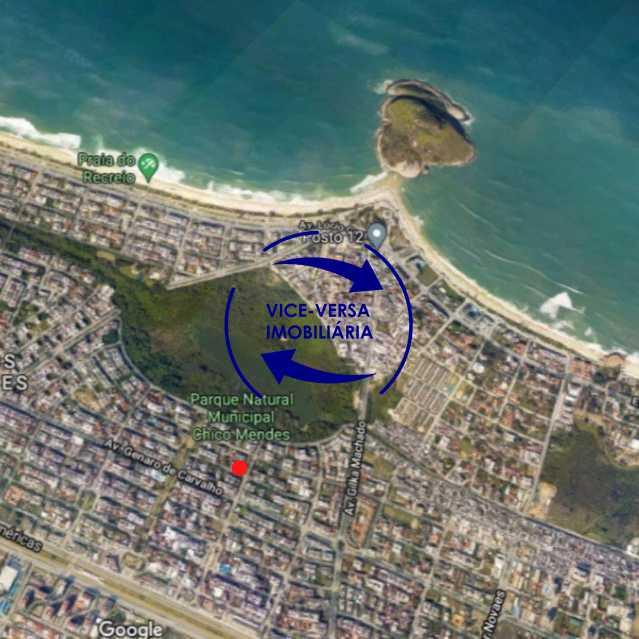 24 - Terreno À venda em Recreio dos Bandeirantes - Rua Albano de Carvalho, 2 lotes, 1.280m²! - 1320 - 25