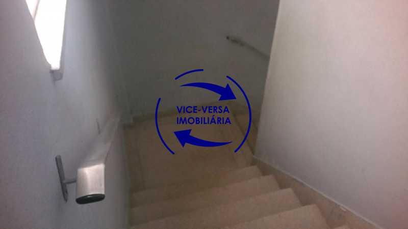acesso-escadas - Apartamento 3 quartos À venda no Andaraí! - Sala 2 ambientes, 3 quartos, banheiro com box blindex, cozinha conjugada com a lavanderia e vaga garantida! - 1321 - 8