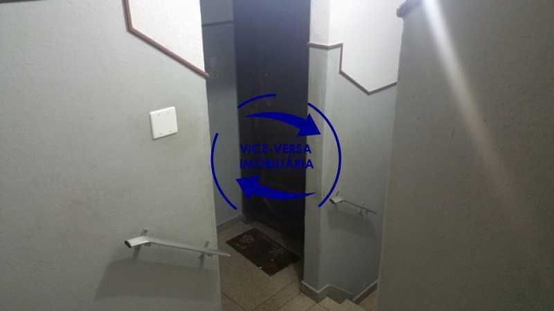hall-de-entrada - Apartamento 3 quartos À venda no Andaraí! - Sala 2 ambientes, 3 quartos, banheiro com box blindex, cozinha conjugada com a lavanderia e vaga garantida! - 1321 - 9
