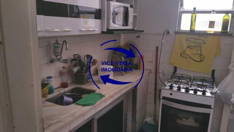 cozinha - Apartamento 3 quartos À venda no Andaraí! - Sala 2 ambientes, 3 quartos, banheiro com box blindex, cozinha conjugada com a lavanderia e vaga garantida! - 1321 - 19