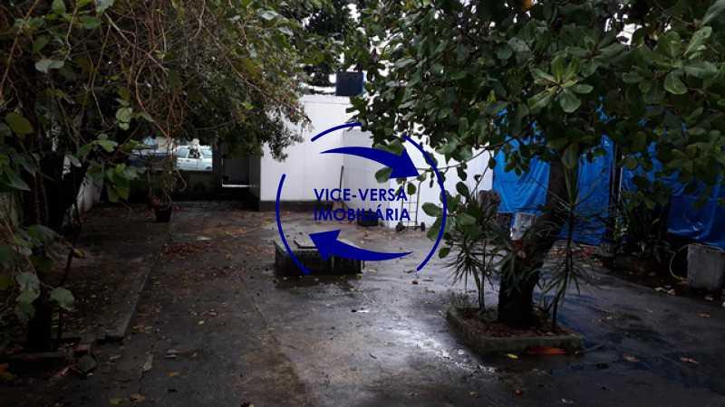 03-areafrontal - Ampla casa À venda na Estrada do Pontal, frente de rua, a uma quadra da Praia da Macumba! Terreno com 600m². - 1331 - 4