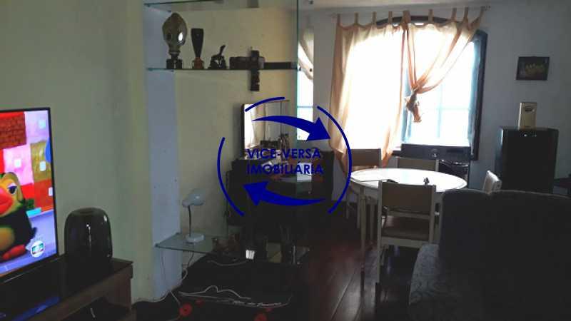 06-sala - Ampla casa À venda na Estrada do Pontal, frente de rua, a uma quadra da Praia da Macumba! Terreno com 600m². - 1331 - 7