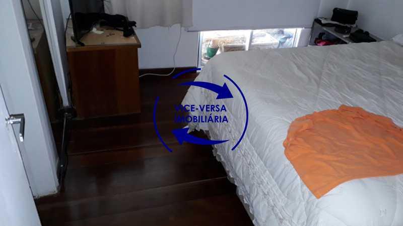 11-quarto - Ampla casa À venda na Estrada do Pontal, frente de rua, a uma quadra da Praia da Macumba! Terreno com 600m². - 1331 - 12
