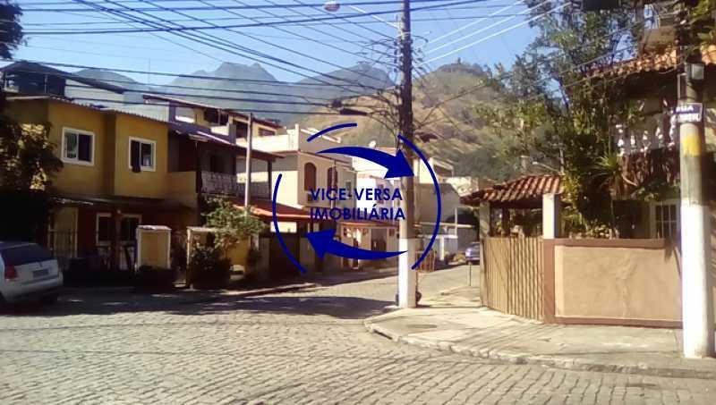 condominio-interior - Casa À venda no Anil - Condomínio Vale Araticum (Condomínio dos Bancários), área arborizada, 280m², 4 quartos, suíte, lavanderia! - 1340 - 25