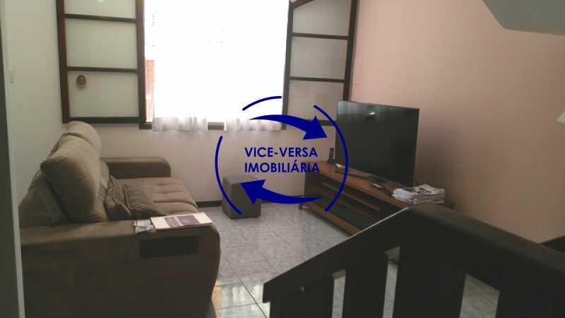 sala - Casa À venda no Anil - Condomínio Vale Araticum (Condomínio dos Bancários), área arborizada, 280m², 4 quartos, suíte, lavanderia! - 1340 - 6