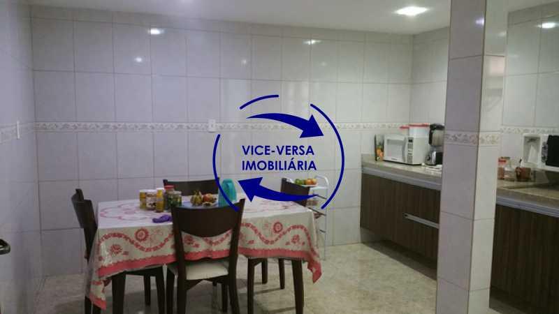 copa-cozinha - Casa À venda no Anil - Condomínio Vale Araticum (Condomínio dos Bancários), área arborizada, 280m², 4 quartos, suíte, lavanderia! - 1340 - 9