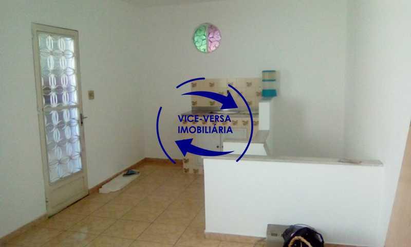 3ºandar-copa-cozinha - Casa À venda no Anil - Condomínio Vale Araticum (Condomínio dos Bancários), área arborizada, 280m², 4 quartos, suíte, lavanderia! - 1340 - 24