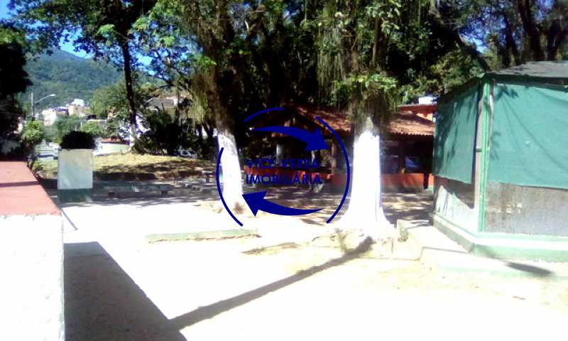 praca-area-convivencia - Casa À venda no Anil - Condomínio Vale Araticum (Condomínio dos Bancários), área arborizada, 280m², 4 quartos, suíte, lavanderia! - 1340 - 27