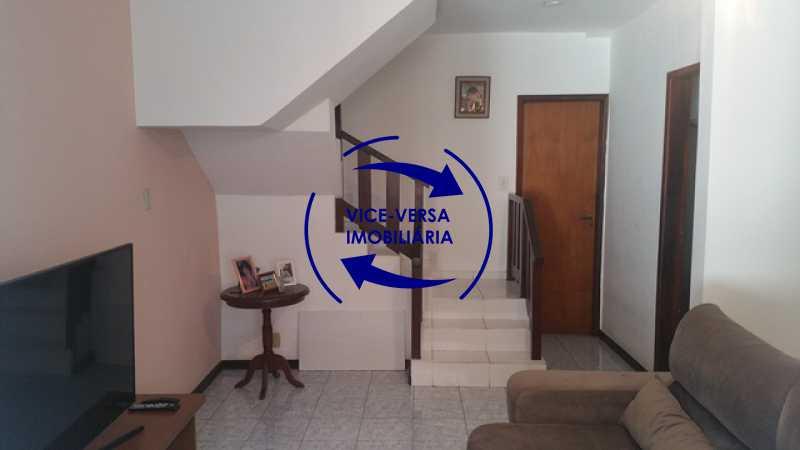 sala - Casa À venda no Anil - Condomínio Vale Araticum (Condomínio dos Bancários), área arborizada, 280m², 4 quartos, suíte, lavanderia! - 1340 - 7
