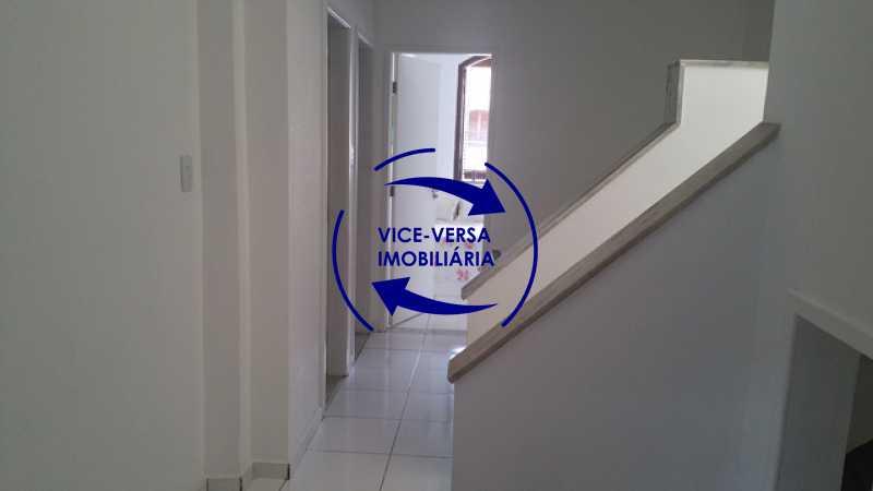 2ºandar-hall - Casa À venda no Anil - Condomínio Vale Araticum (Condomínio dos Bancários), área arborizada, 280m², 4 quartos, suíte, lavanderia! - 1340 - 13