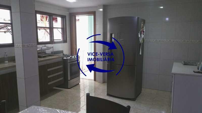 copa-cozinha - Casa À venda no Anil - Condomínio Vale Araticum (Condomínio dos Bancários), área arborizada, 280m², 4 quartos, suíte, lavanderia! - 1340 - 10