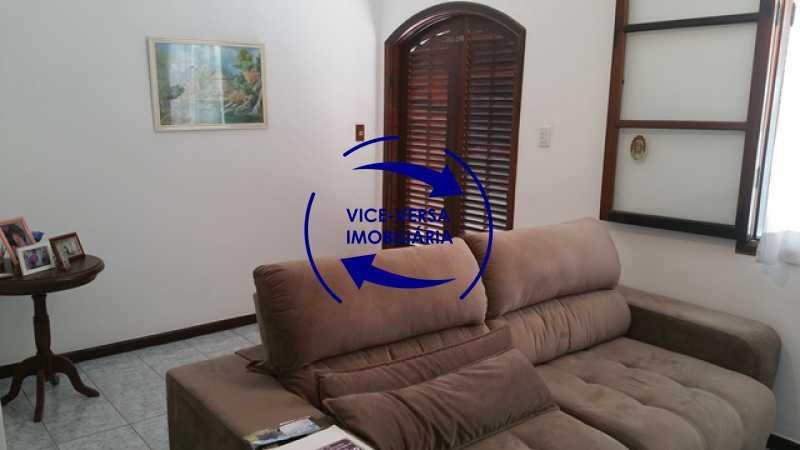 sala - Casa À venda no Anil - Condomínio Vale Araticum (Condomínio dos Bancários), área arborizada, 280m², 4 quartos, suíte, lavanderia! - 1340 - 5