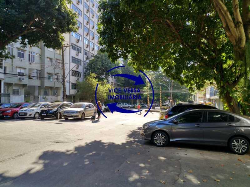 proximidades - EXCLUSIVIDADE! Apartamento À venda na área mais nobre da Tijuca, próximo da Universidade Cândido Mendes - salão, sala íntima, lavabo, 3 quartos (suíte), dependências, vaga! - 1341 - 3