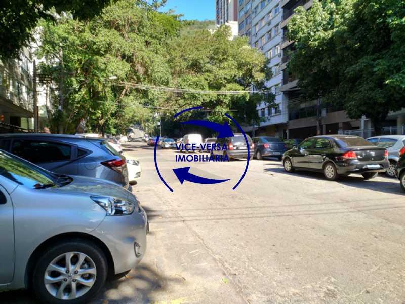 proximidades - EXCLUSIVIDADE! Apartamento À venda na área mais nobre da Tijuca, próximo da Universidade Cândido Mendes - salão, sala íntima, lavabo, 3 quartos (suíte), dependências, vaga! - 1341 - 4