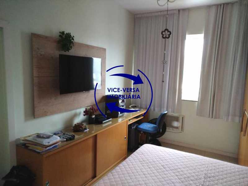 suite - EXCLUSIVIDADE! Apartamento À venda na área mais nobre da Tijuca, próximo da Universidade Cândido Mendes - salão, sala íntima, lavabo, 3 quartos (suíte), dependências, vaga! - 1341 - 18