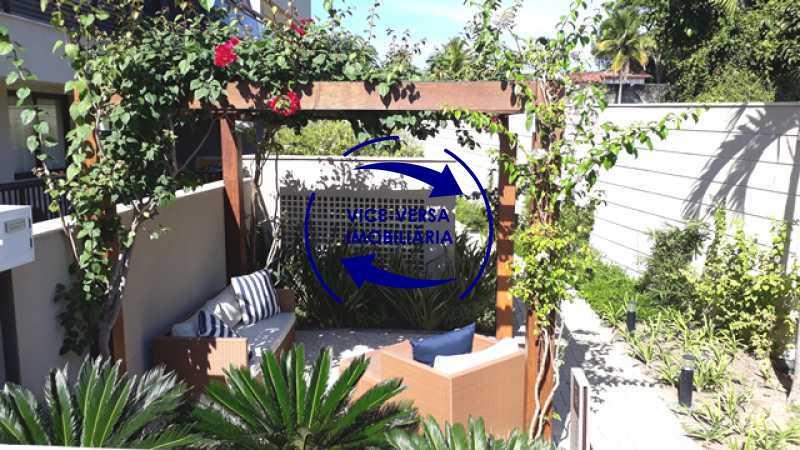 estar-externo - EXCLUSIVIDADE!!! Apartamento À venda no Condomínio Rossi Litorâneo - 92m², 3 quartos (2 suítes), copa-cozinha, lavanderia e banheiro de serviço, vagas, infraestrutura completa! - 1332 - 8