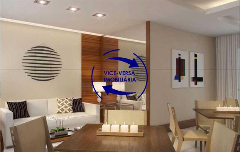 salao-de-festas - EXCLUSIVIDADE!!! Apartamento À venda no Condomínio Rossi Litorâneo - 92m², 3 quartos (2 suítes), copa-cozinha, lavanderia e banheiro de serviço, vagas, infraestrutura completa! - 1332 - 11