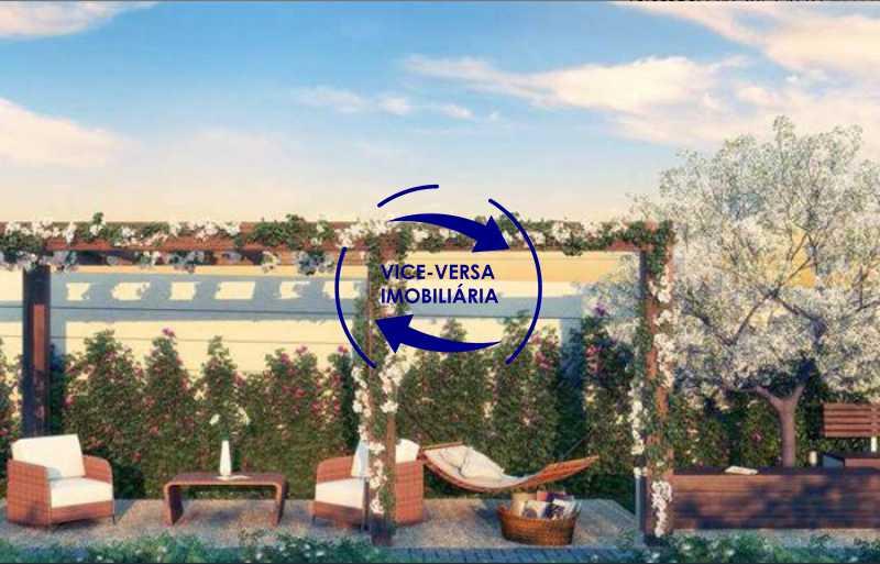 redario - EXCLUSIVIDADE!!! Apartamento À venda no Condomínio Rossi Litorâneo - 92m², 3 quartos (2 suítes), copa-cozinha, lavanderia e banheiro de serviço, vagas, infraestrutura completa! - 1332 - 12
