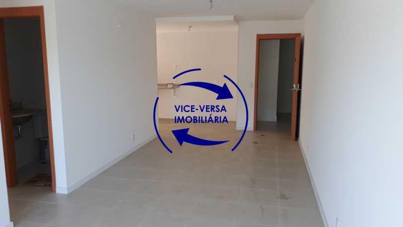 sala - EXCLUSIVIDADE!!! Apartamento À venda no Condomínio Rossi Litorâneo - 92m², 3 quartos (2 suítes), copa-cozinha, lavanderia e banheiro de serviço, vagas, infraestrutura completa! - 1332 - 12