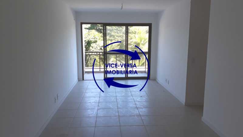 sala - EXCLUSIVIDADE!!! Apartamento À venda no Condomínio Rossi Litorâneo - 92m², 3 quartos (2 suítes), copa-cozinha, lavanderia e banheiro de serviço, vagas, infraestrutura completa! - 1332 - 14