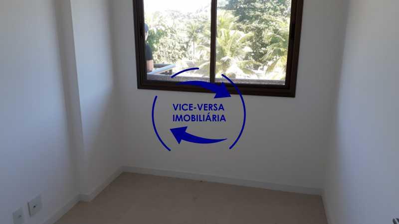 suite - EXCLUSIVIDADE!!! Apartamento À venda no Condomínio Rossi Litorâneo - 92m², 3 quartos (2 suítes), copa-cozinha, lavanderia e banheiro de serviço, vagas, infraestrutura completa! - 1332 - 18