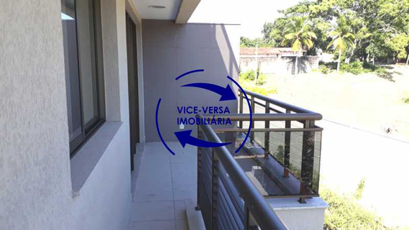 varanda - EXCLUSIVIDADE!!! Apartamento À venda no Condomínio Rossi Litorâneo - 92m², 3 quartos (2 suítes), copa-cozinha, lavanderia e banheiro de serviço, vagas, infraestrutura completa! - 1332 - 16